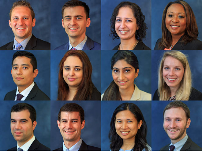 Eighteen Emory Eye Center residents and fellows prepare to graduate