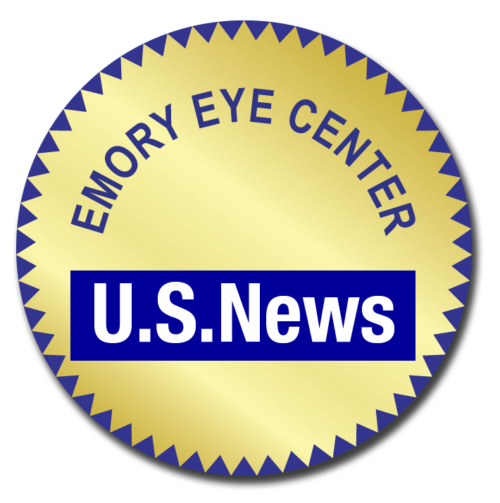 Emory Eye Center Again Places in Top Ranking of U S  News